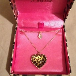 Betsey Johnson necklace and AE sock Bundle