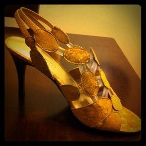 Ann Marina Shoes - Sassy Heels🍁