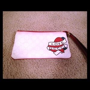 Gucci Clutches & Wallets - Authentic Gucci wristlet.