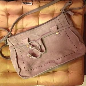 Handbags - New Suede Hippie Bag