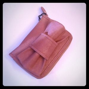 Handbags - Bow zipper wallet
