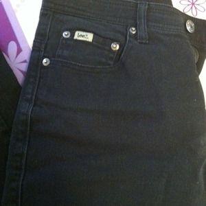 Denim - Lee Jeans Black