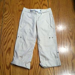 GAP Pants - NWOT! GAP Khaki Capris