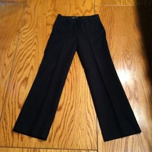 GAP Pants - GAP Black Dress Pants