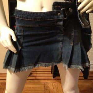 Motivi jeans skirt