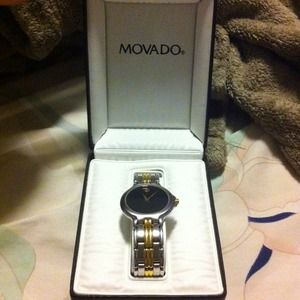 Movado Jewelry - REDUCEDBeautiful Authentic Movado watch.