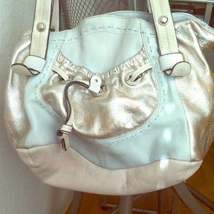 Handbags - Reserved bundle🔴Makowsky purse! Baby blue and