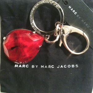 💯 MARC JACOBS key ring / charm