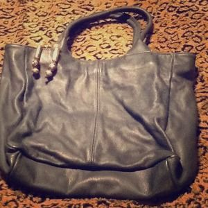 Handbags - Dark Green Tote