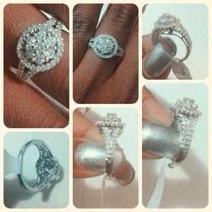 Beautiful 1.1 ct Diamond Ring!