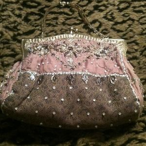 Clutches & Wallets - Handbeaded Clutch New