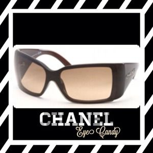 CHANEL Accessories - Authentic CHANEL Brown Sunnies