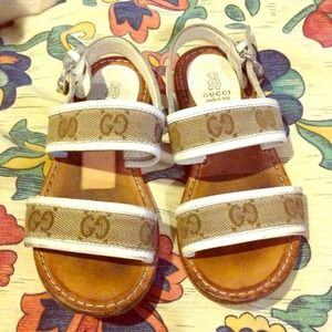 Gucci Shoes - ***❌RESERVED❌*** Authentic Gucci girls shoes