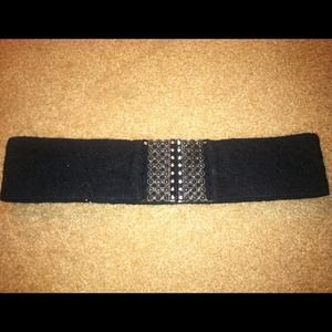 Accessories - Lace style belt