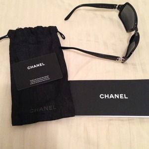 CHANEL Accessories - CRAZY REDUCTION!!! 100% auth. CHANEL sunnies