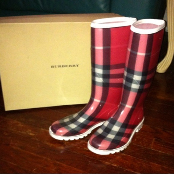 red burberry boots off 62% - www