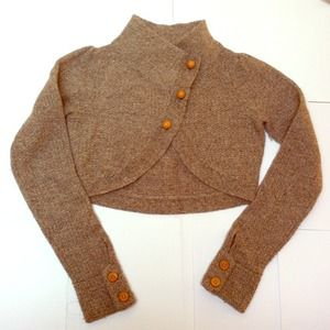 Anthropologie Sweaters - Anthropologie Charlie & Robin Knit Shrug Cardigan