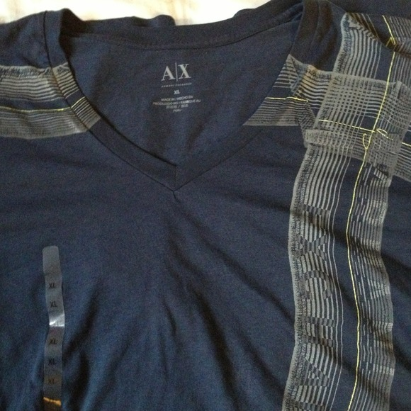 30 off a x armani exchange tops armani exchange t shirt for Armani exchange t shirts wholesale