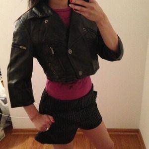 REDUCED NEW kitson LA cropped jacket