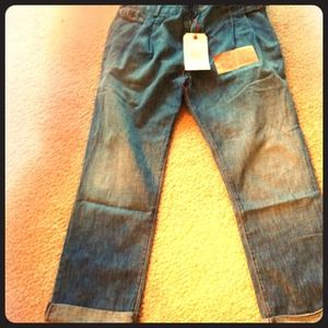 CLOSING SALE Current/Elliott Pleats Trouser-27