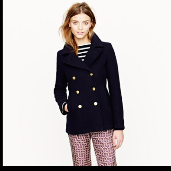 40% off J. Crew Outerwear - **PRICE REDUCED**JCrew Majesty Peacoat ...