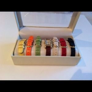 7 in 1 watch wardrobe