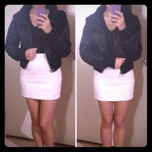 Guess Jackets & Blazers - GUESS BLACK JACKET