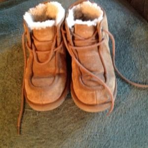 UGG Boots - ❌REDUCED❌ Lace up Uggs mini boots
