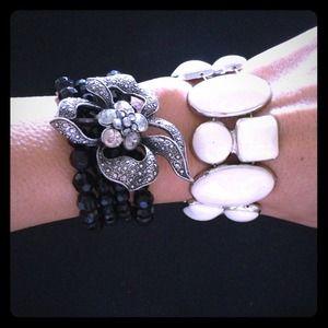 REDUCED❗ 2 Fashion - Make a Statement - Bracelets