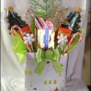Other - Homemade Xmas bouquet