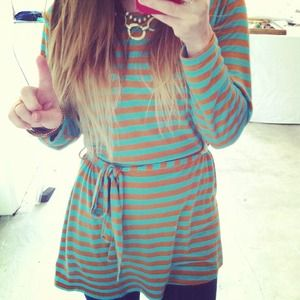 Stripe tunic <3