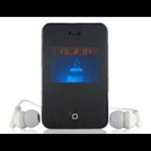 "Other - MP 3 Player 1.3"" LED Screen 8GB"