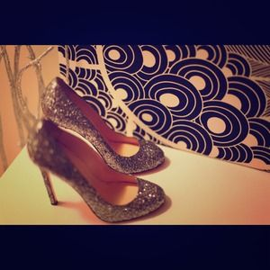 Christian Louboutin Shoes - Christian Louboutin Glitter Pumps 1