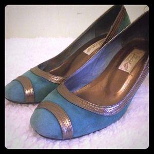 Vintage high heel