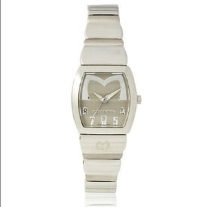 Accessories - Last day! Mila Schon 1003L/02M Textured Stainless