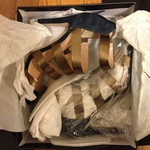 sole society Shoes - Brand new sole society sandals with bag! 4