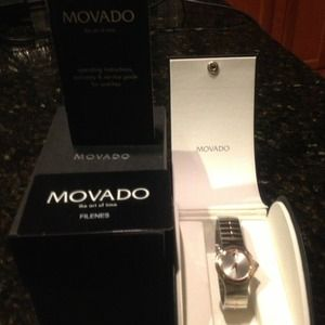Movado limited edition watch