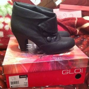 glo jeans  Boots - Black booties