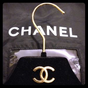 CHANEL Jackets & Blazers - Authentic CHANEL Garment Bag & Original Hanger