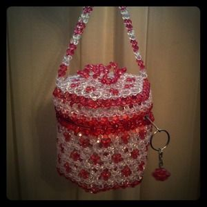 Handbags - Beaded Mini Purse