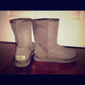 UGG Boots - Like new Uggs Classic Short in Chocolate Brown