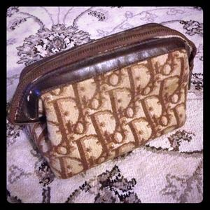 Dior Accessories - @budgirl only - Christian Dior vintage pouch