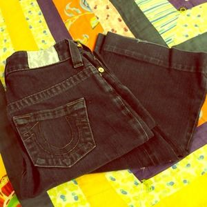 True Religion High Waisted Jeans