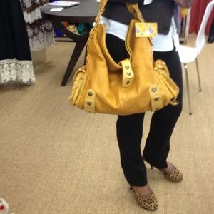 Sold - Chloe leather handbag