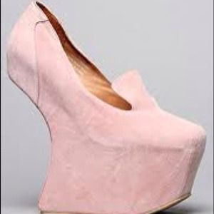 Jeffrey Campbell Shoes - 🎉HP!🎉Jeffrey Campbell Pink Blyke