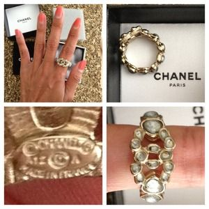 CHANEL Jewelry -  💯Guaranteed Authentic CHANEL Ring