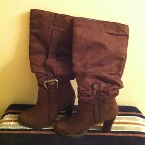 Bamboo Boots - Bundle for maidmarian