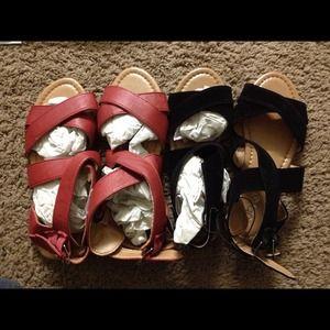 Shoes - Straps Sandals