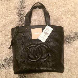 CHANEL Handbags - Classic Black CHANEL Quilted Bag