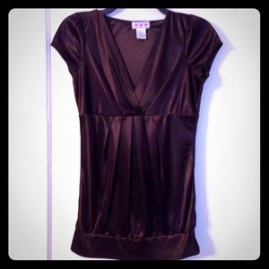 Tops - Pleated Dress Top